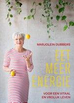 Boek cover Eet meer energie van Marjolein Dubbers (Paperback)