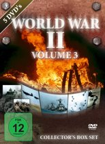 World War II Volume 3 (5DVD)