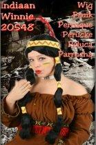 Pruik indiaanse Winnie
