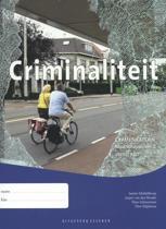 Criminaliteit Maatschappijleer 2 VMBO KGT Examenkatern