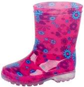 Gevavi Boots Pink meisjeslaars pvc roze 21