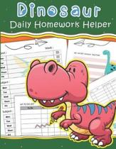 Dinosaur Daily Homework Helper