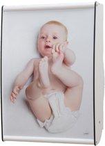 Timkid WECCO compacte opklapbare baby verschoontafel. Leverbaar in 3 varianten