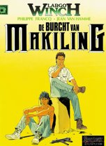 Largo Winch : 007 De burcht van Makiling