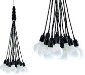 Leitmotiv Hanglamp Bundle Light - Zwart