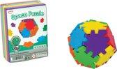 Happy Space Puzzle - Brain teaser puzzel