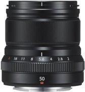 Fujifilm XF 50mm F2.0 R WR MILC/SLR Telelens Zwart