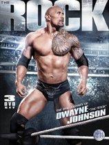 WWE - The Epic Journey Of Dwayne 'The Rock' Johnson (Dvd)