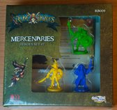 Rum and Bones Board Game - Mercenary Hero Set
