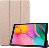 Samsung Galaxy Tab A 10.1 (2019) Hoesje - Smart Book Case - Goud