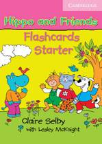 Hippo and Friends - Starter flashcards pack of 41