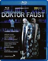 Dokter Faust (Blu-Ray)Zurich Opera