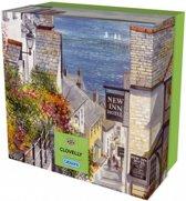 Gibsons puzzel Clovelly - Gift Box - 500 stukjes