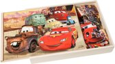 Cars Houten Puzzel (3-pack)
