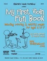 My First Violin Fun Book
