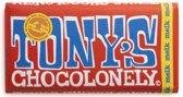 Tony's Chocolonely reep Melk - 5 x 180 gram