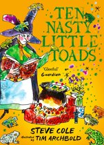 Ten Nasty Little Toads