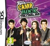 Camp Rock The Final Jam Nintendo Ds
