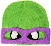 Ninja Turtles Donatello - Muts - Groen/Paars