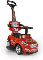 Milly Mally Happy Loopwagen Raceauto Rood