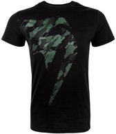 Tecmo Giant T-Shirt Khaki/zwart
