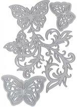 Tonic Studios • Essentials die set butterfly whirl
