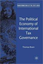 The Political Economy of International Tax Governance