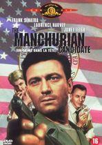 Manchurian Candidate (1962) (dvd)