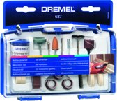 Dremel Multifunctionele set - 687