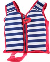 Yello Kids Float Zwemvest Junior Donkerblauw/wit 3-4 Jaar