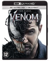 Venom (4K Ultra HD Blu-ray)