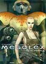 Megalex 01. de anomalie