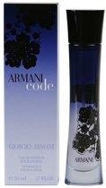 MULTI BUNDEL 2 stuks ARMANI CODE FEMME eau de parfum spray 50 ml
