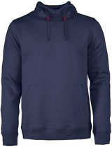 Printer Fastpitch hooded sweater RSX Navy M