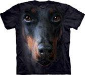 Honden T-shirt Doberman M