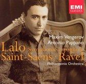 Saint-Saens/Ravel/Lalo