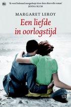 Boek cover Een liefde in oorlogstijd van Margaret Leroy (Paperback)
