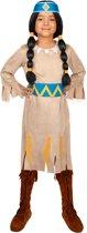 Yakari regenboog kostuum voor meisjes