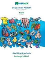 Babadada, Deutsch Mit Artikeln - Kurdi, Das Bildwoerterbuch - Ferhenga Ditbari