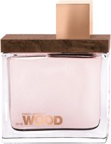 DSQUARED² She Wood 100 ml - Eau de Parfum - Damesparfum