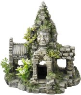 Ebi  Decor Tempel Angkor Wat - Aquariumornament - 24 x 16,7 x 24,5 cm