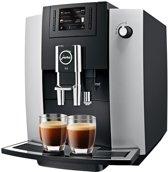 Jura E6 - Espressomachine - Platina