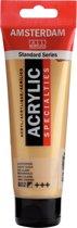 Amsterdam Standard acrylverf tube 120ml - Lichtgoud - halfdekkend