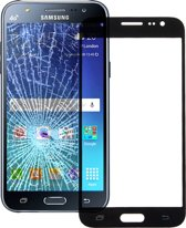 Let op type!! Front Screen Outer Glass Lens for Galaxy J7 / J700 (White)