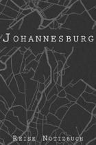 Johannesburg Reise Notizbuch