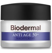 Biodermal Anti Age 50+ - Nachtcrème