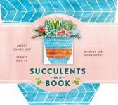 Succulents in a Book (A Bouquet in a Book)