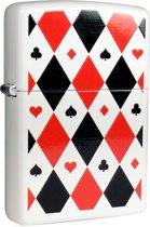 Zippo Aansteker Poker Patterns