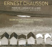 Poeme De L'Amour Op19+Quatuor Op35+Chans