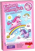 Haba kinderspel Einhorn Glitzerglück- Der Wolkenschatz (DU)